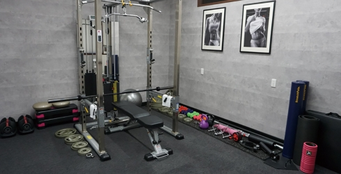 Bliss Privategym.